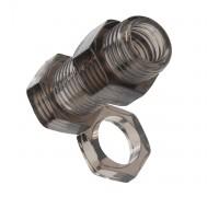 Насадка на пенис с кольцом для
