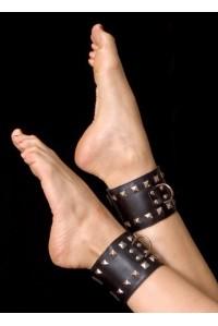 Оковы на ноги черные S/M