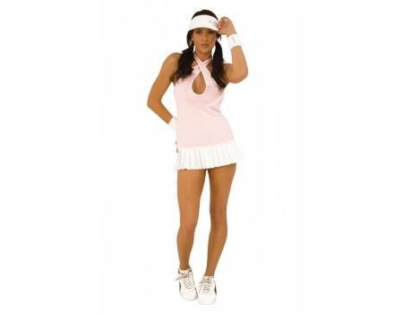 Очаровательная теннисистка ML