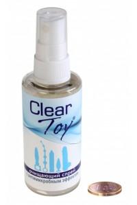 Очищающий спрей с антимикробным эффектом Clear Toy