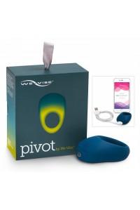 Перезаряжаемое водонепроницаемое вибрирующее эрекционное кольцо Pivot We-Vibe