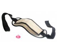 Поддержка для душа-мочалка Loofah Doggie Style Strap