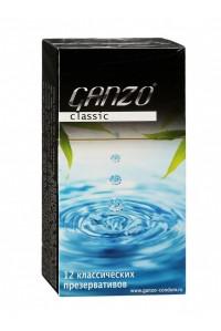 Презервативы GANZO классические, 12 шт.
