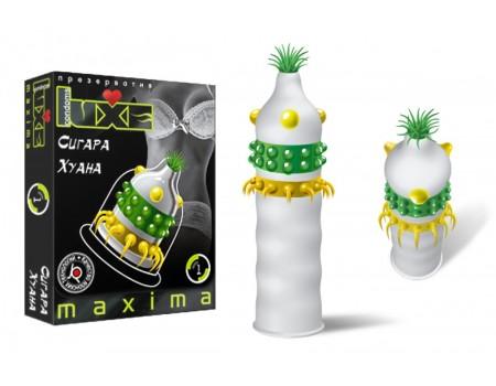 """Презервативы LUXE """"Сигара Хуана"""""""