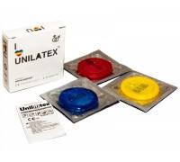 Презервативы UNILATEX мультифрукт (3 шт)