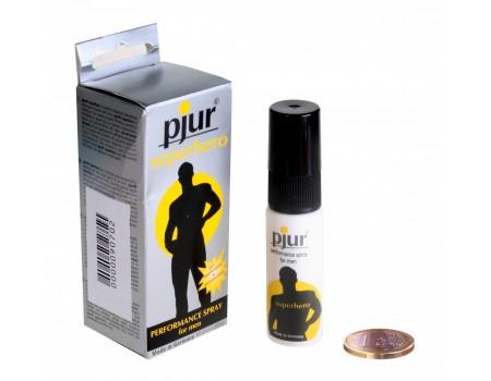 Пролонгирующий мужской спрей pjur® superhero spray (20 мл)