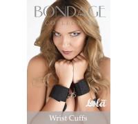 Прочные женские фиксаторы с карабинами Wrist Cuffs