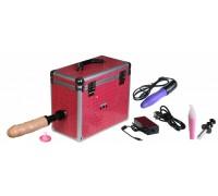 Секс-машина с ротационным вибратором