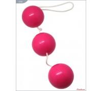 Трехрядные вагинальные шарики со