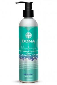 Увлажняющий лосьон для массажа Dona Massage Lotion Naughty Aroma Sinful Spring