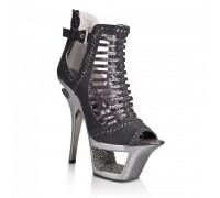 Эксклюзивные туфли Bliss Heel со стразами 39