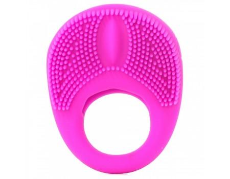Эрекционное кольцо с вибрацией Intimacy Enhancer