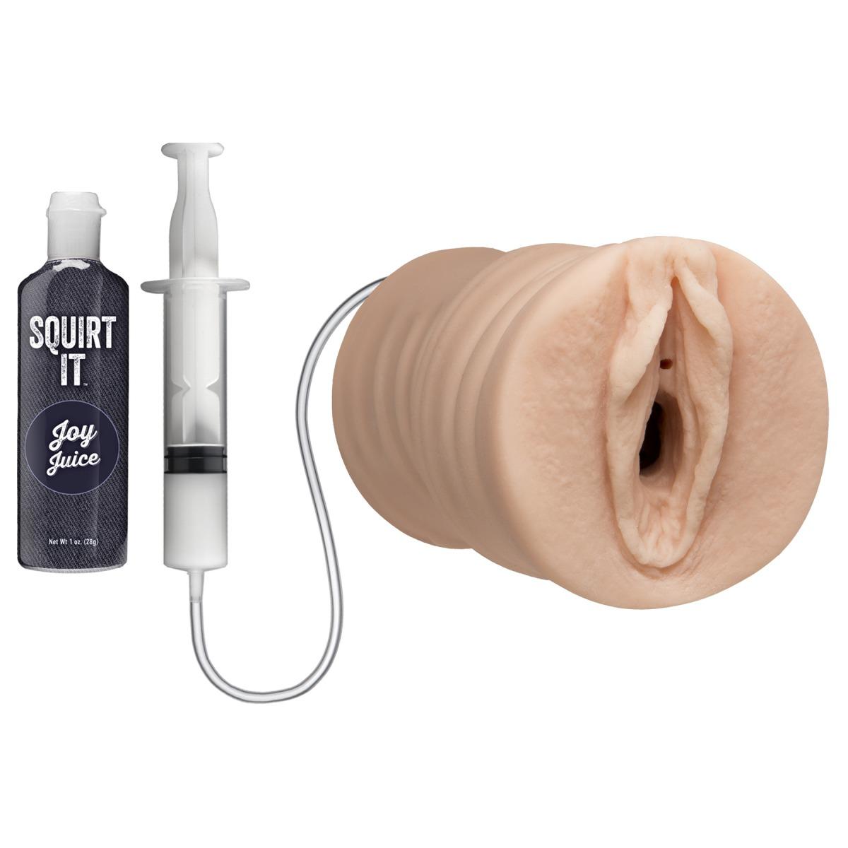 Секс, пылесос и вагина